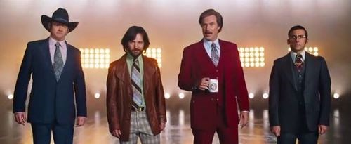 Anchorman 2: The legend of Ron Burgundy's unconventional marketing campaign