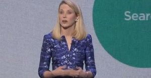Marissa Mayer gets criticized for trying to sell too hard at Cannes