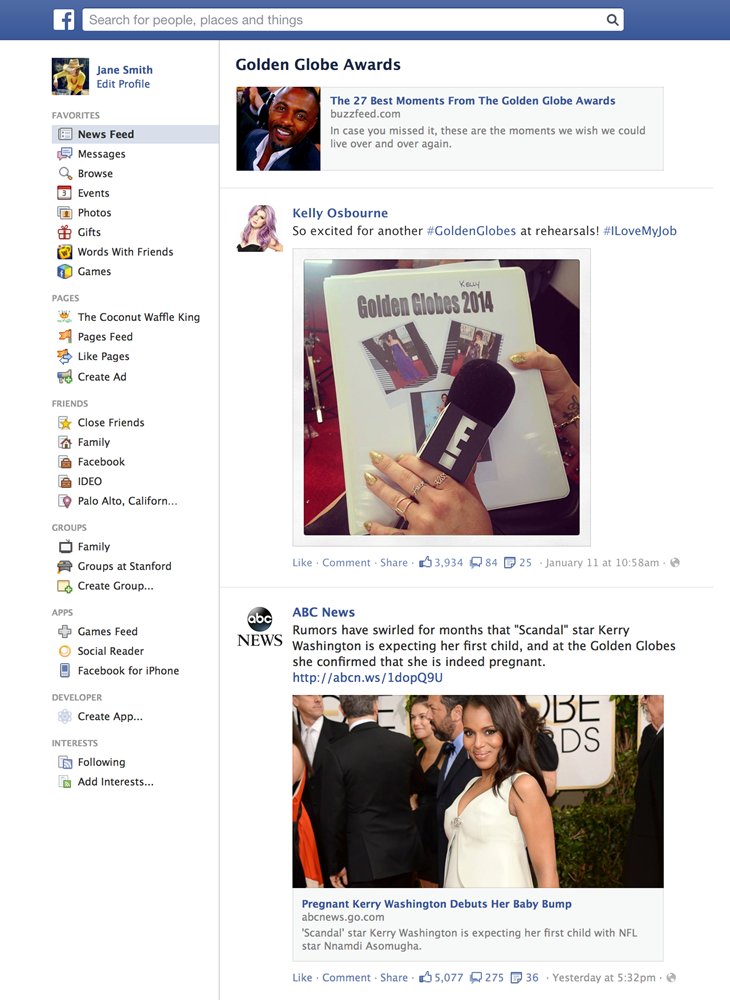 How Brands Can Use Facebook S Trending Topics For Effective Real Time Marketing