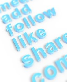 Infographic: The surprising words that will get your posts shared on social media
