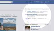 Facebook will reward content related to trending stories with higher News Feed placement