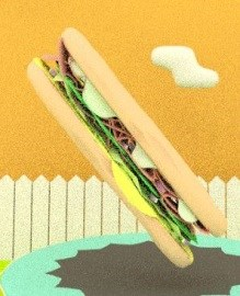 Subway's #JanuANY campaign responds to tweets with entertaining GIFs