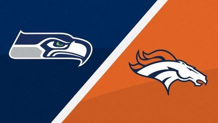 Infographic: Seahawks fans vs. Broncos fans - Who's going to win on social media?