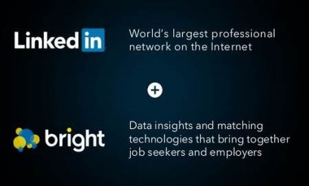 LinkedIn acquires job-matching company Bright for a $120 million