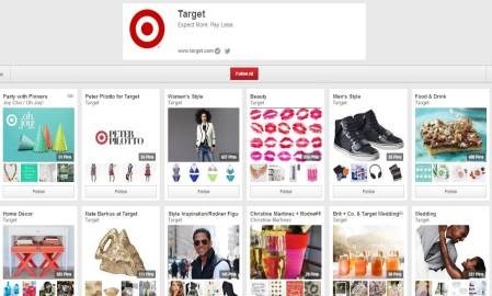 Video: How Target is using Pinterest to connect with customers