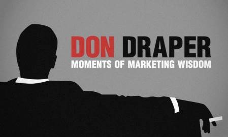 16 moments of marketing wisdom from Don Draper on Mad Men