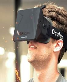Facebook's Oculus acquisition: Social media today, virtual reality tomorrow?