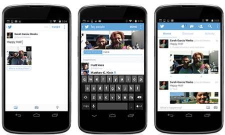 Twitter adds photo-tagging feature to get even more users to stick around