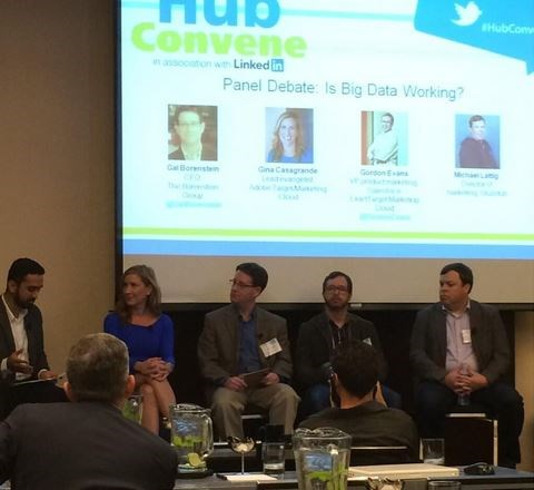 At Hub Convene, panelists debate the effectiveness of Big Data