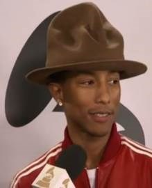 Pharrell Williams is a digital marketing genius