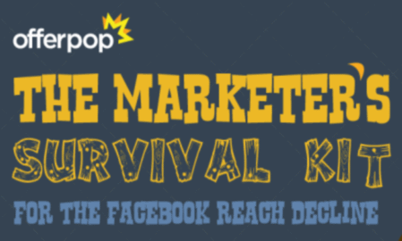 Infographic: How to cope with Facebook's decline in organic reach