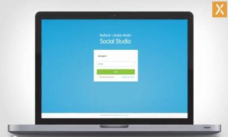 "With ""Social Studio,"" Salesforce introduces a powerful integration of Buddy Media and Radian6"