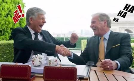 Parody Video: The whole Publicis-Omnicom merger was an elaborate marketing stunt