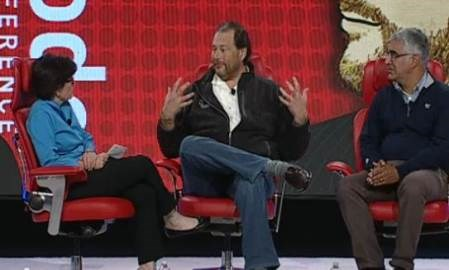 "Benioff says Marketing Cloud will account for $1bn of Salesforce's revenue ""imminently"""