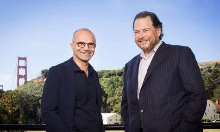 Along with partnership, Microsoft reveals its use of Salesforce's ExactTarget Marketing Cloud