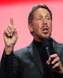 Oracle CEO Larry Ellison remains bullish on Marketing Cloud, names its major customers