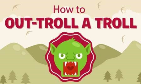 Infographic: Everything you need to know about social media trolls (and how to shut them up)