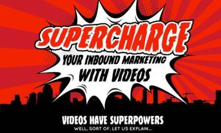 Infographic: How to supercharge your inbound marketing using videos