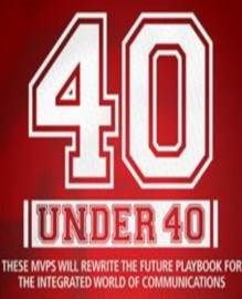 PRWeek reveals this year's 40 under 40 winners