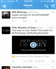 Advertisers are loving Twitter's promoted video ads