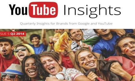 YouTube releases its quarterly report, containing valuable insights for brands