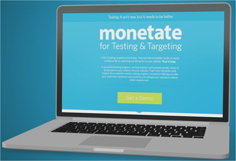 Web optimization platform Monetate releases a budget version for SMB marketers