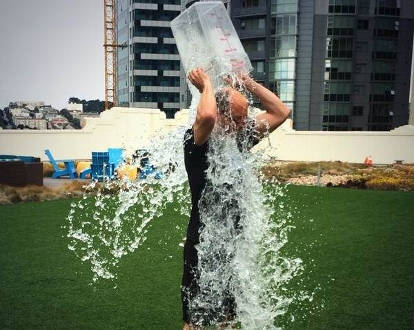 Here's everyone in the marketing tech world who took the ALS ice bucket challenge