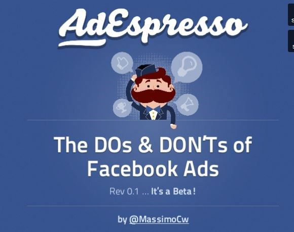 The dos and don'ts of Facebook advertising