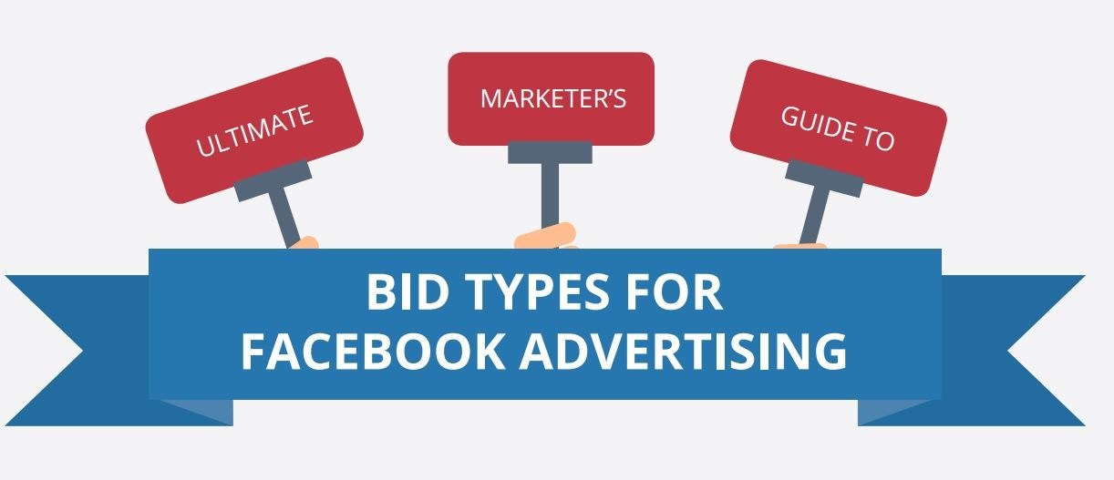 Infographic: The social media marketer's guide to bid types for Facebook ads