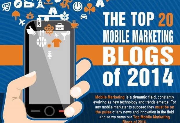 The 20 best mobile marketing blogs of 2014
