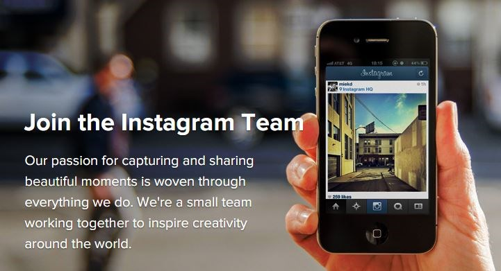 Instagram's current job listings show just how much its focusing on advertising