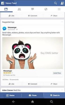 Facebook adds new creative and targeting options for app install ads