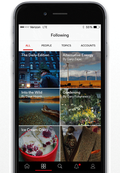 Flipboard to launch sponsored content component