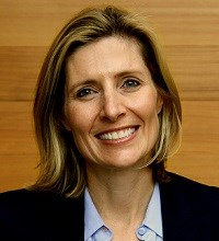 Kelly McGinnis, Senior Vice President and Chief Communications Officer,  Levi Strauss & Co.