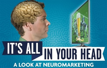 Infographic: A Look at Neuromarketing