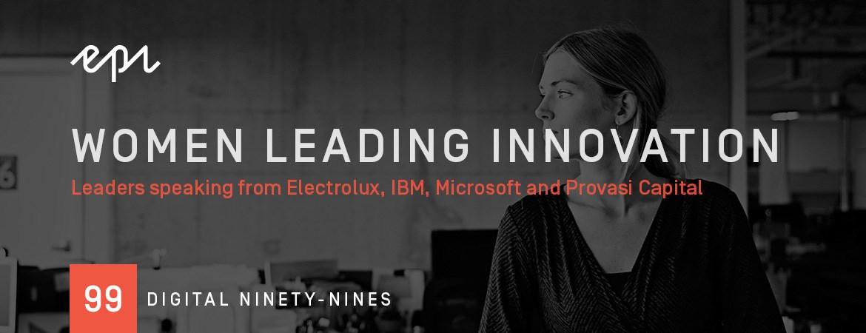 """Digital Ninety-Nines"" showcases women in digital marketing"