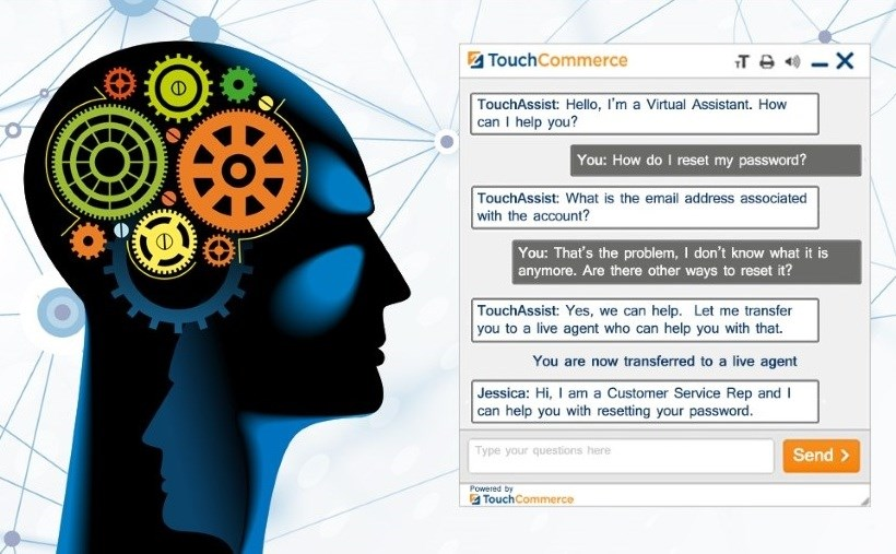 Virtual Assistants Acting Naturally